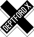 deptford_x_logo